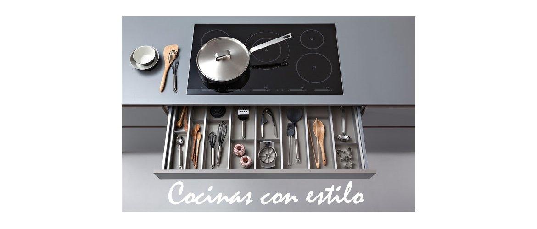 Cocinas con estilo
