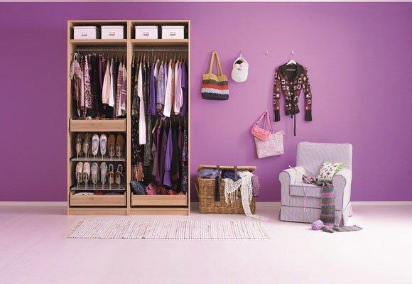 Armarios modulares maderas casais materiales de - Vestir un armario ...