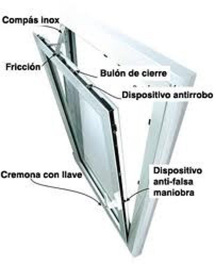 Apertura Ventanas Maderas Casais Materiales De Carpintería En A