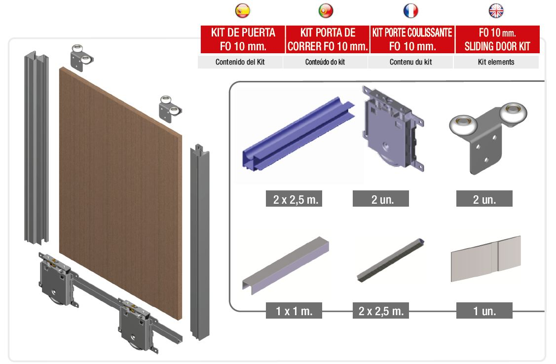 Perfiles de aluminio maderas casais materiales de for Herrajes para toldos de aluminio