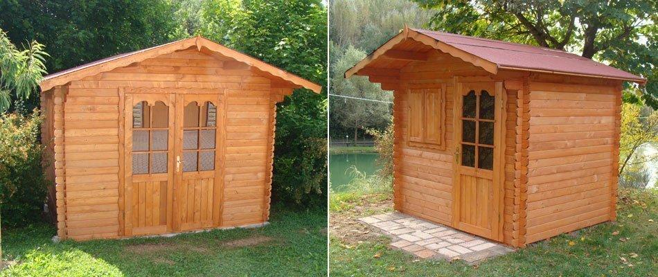 Casas y casetas maderas casais materiales de for Casetas de madera exterior
