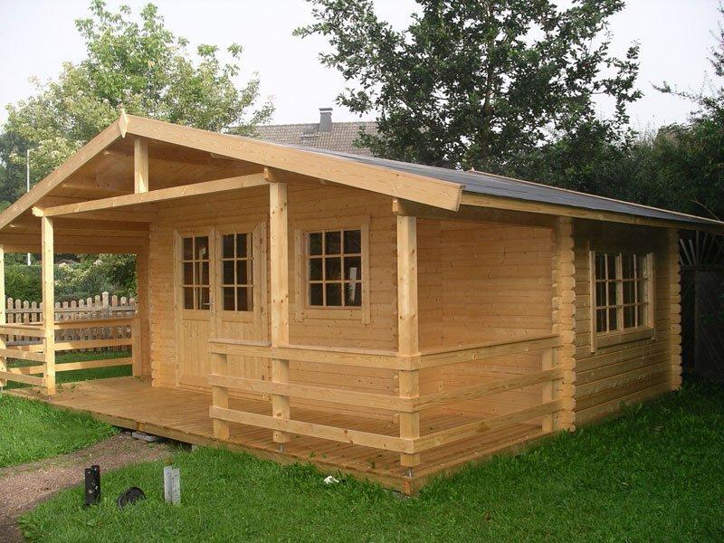 casas y casetas maderas casais materiales de