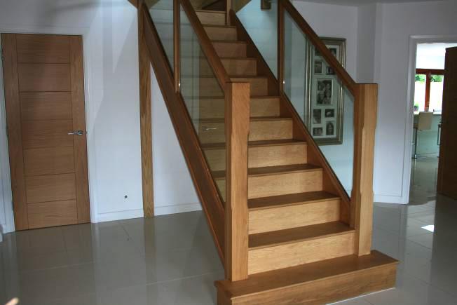 tipos de escaleras maderas casais materiales de