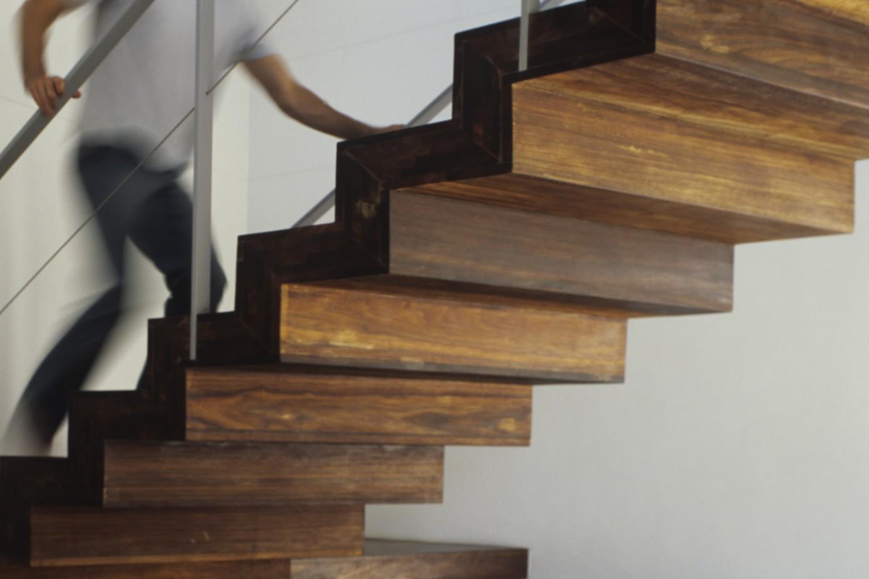 Tipos de escaleras maderas casais materiales de - Scale in legno fai da te ...