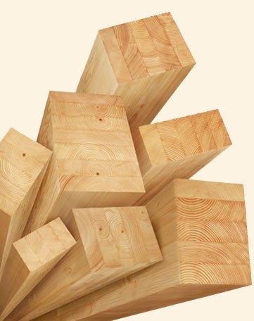 Abeto laminado vigas laminadas madera estructural - Vigas de maderas ...