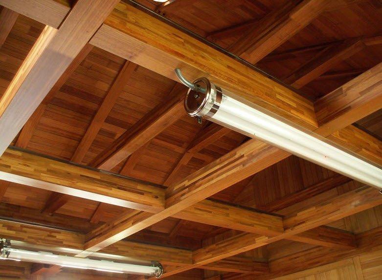 Eucalipto laminado vigas laminadas madera estructural - Vigas de maderas ...