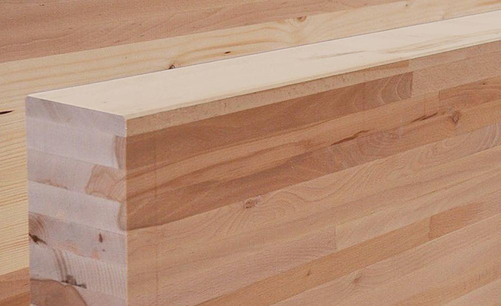 Eucalipto laminado vigas laminadas madera estructural - Vigas de roble antiguas ...