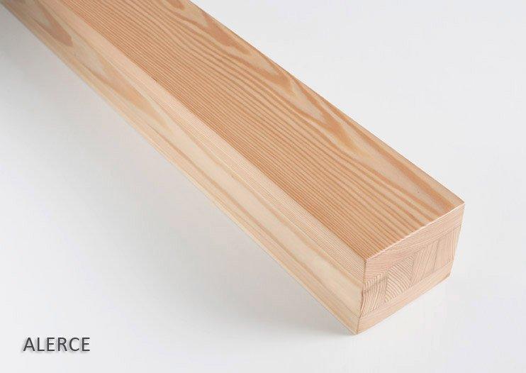 Perfiles laminados de madera madera estructural - Laminas de madera para pared ...
