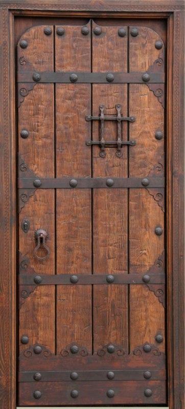 Puertas de madera rusticas para interiores puertas para for Puertas interiores rusticas