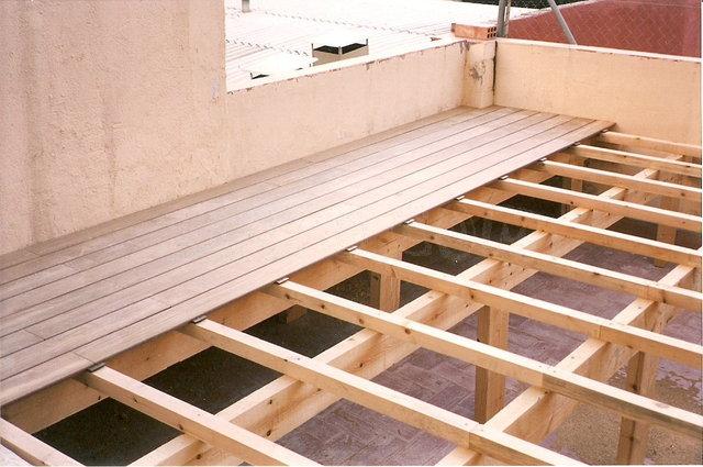 Decking maderas casais materiales de carpinter a en a for Tarima exterior ikea