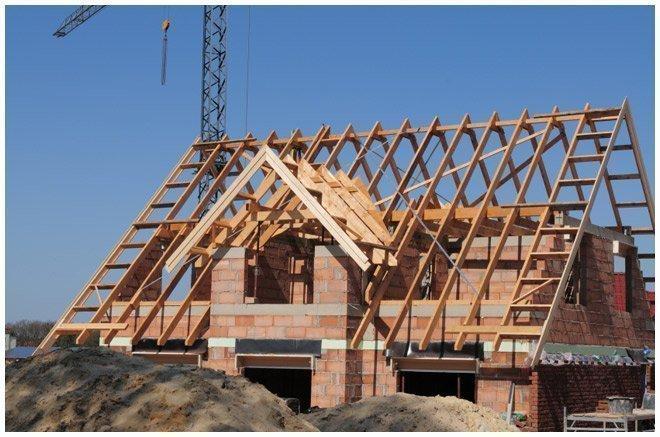 Carpinter a exterior maderas casais materiales de - Cubiertas de madera ...