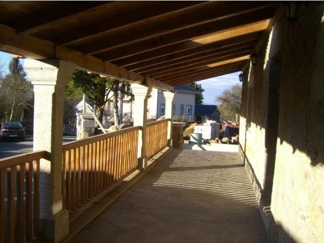 Carpinter a exterior maderas casais materiales de - Carpinteria exterior ...