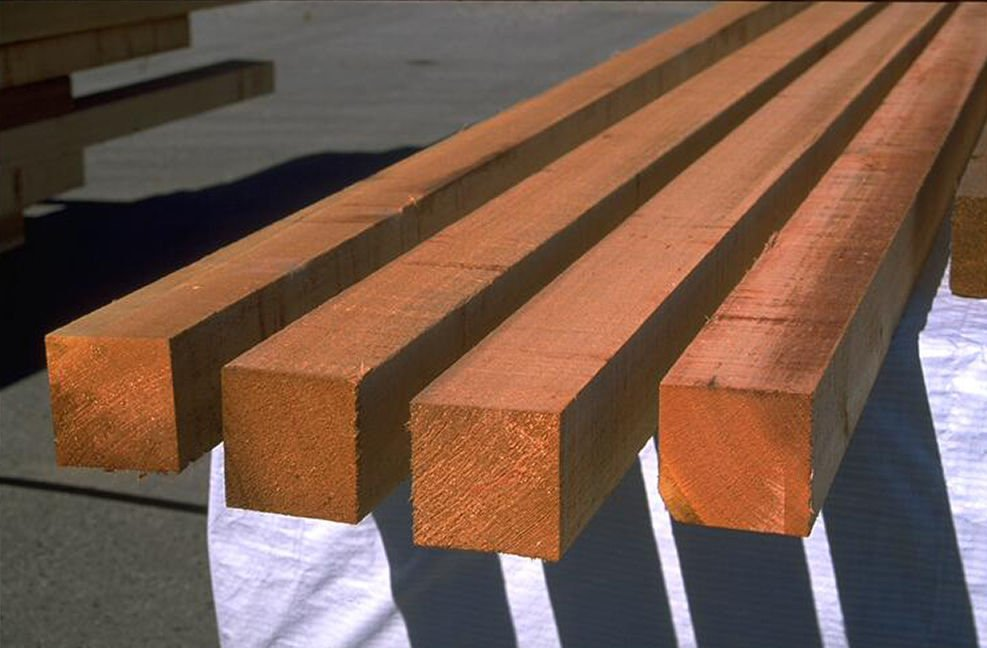 Vigas y pontones maderas casais materiales de - Vigas falsas de madera ...
