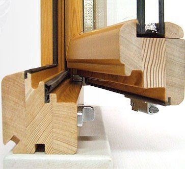 Ventanas monoblock maderas casais materiales de - Guarnizioni adesive per finestre ...
